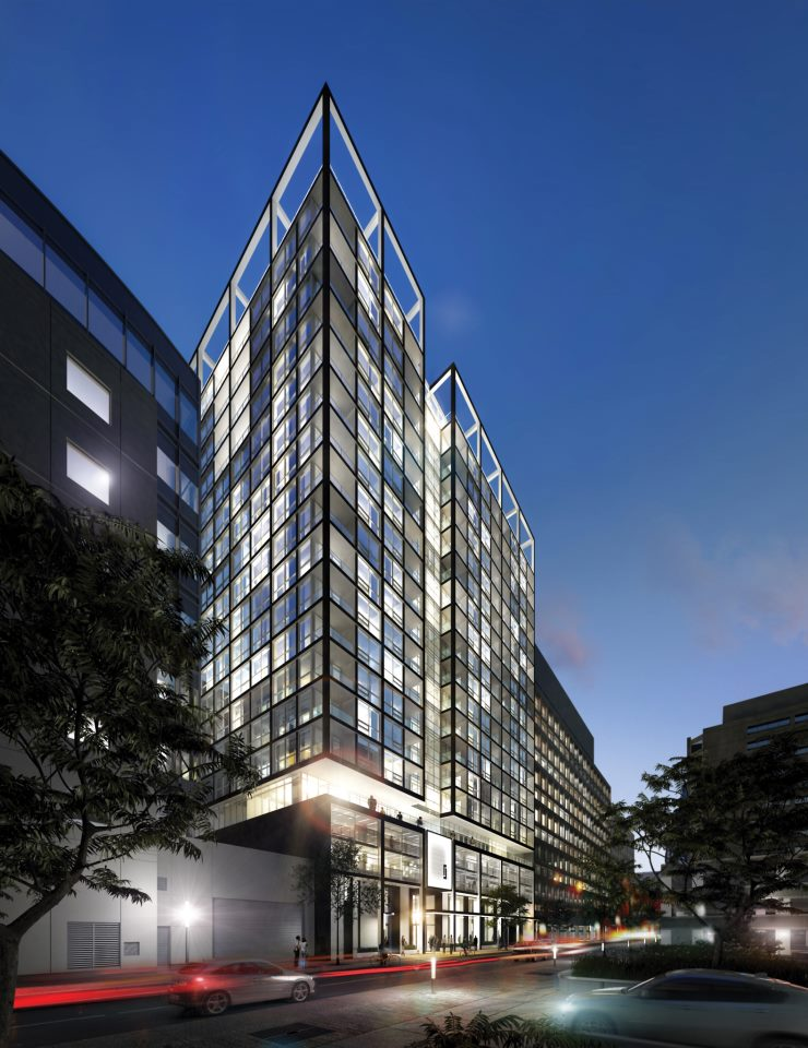 The slater in ottawa sales centre made possible by for Hotel boutique ottawa